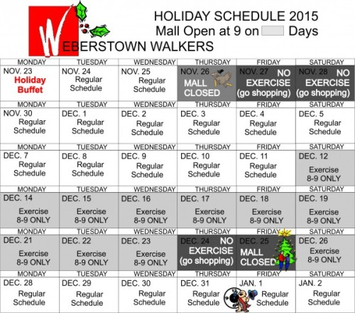 holidaysched2015